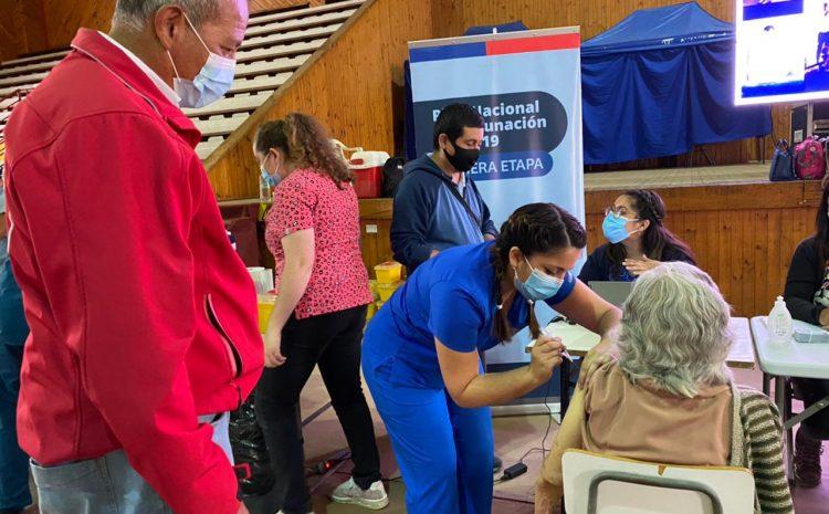 En la región: Comenzará la administración de dosis de refuerzo contra el Covid19