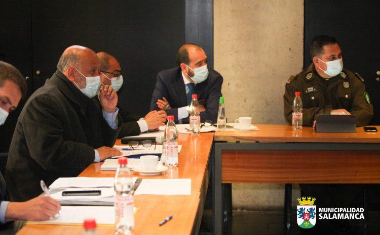 Salamanca:  Realizan primer consejo comunal de seguridad pública