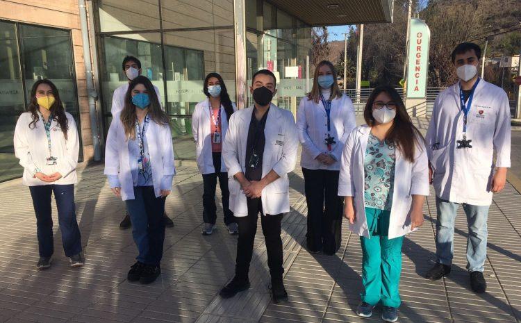 Ocho nuevos médicos EDF llegan a reforzar atenciones del Hospital de Salamanca