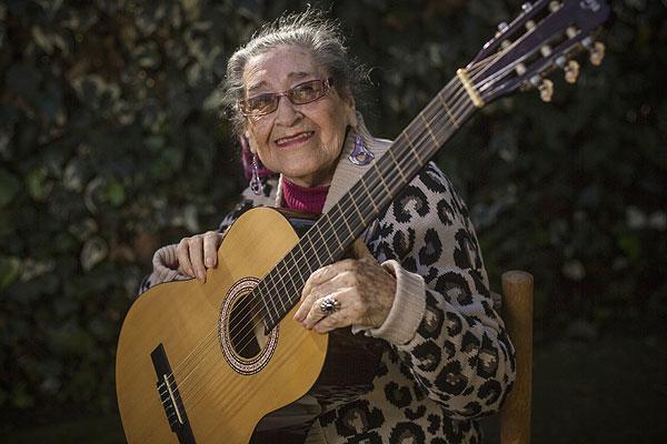 Nuevo disco homenaje a Margot Loyola llega a plataformas musicales en inicio de fiestas patrias