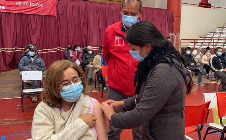 Comienza administración de Dosis de Refuerzo para vacunados con esquemas Pfizer, AstraZeneca y CanSino