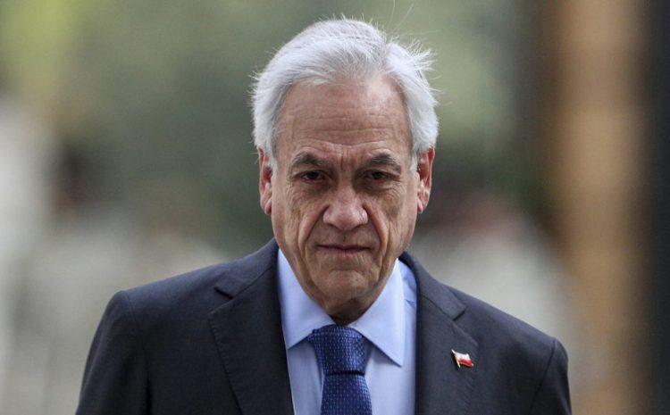 Diputados de oposición presentan acusación constitucional contra Piñera por «Pandora Papers»