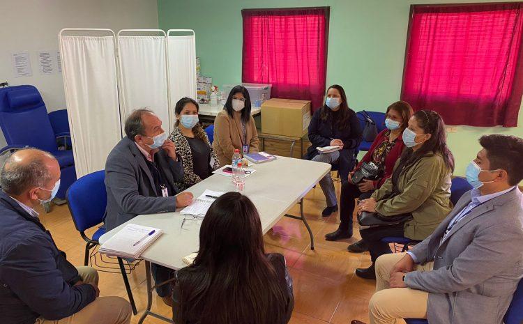 Continúan conversaciones entre el Hospital de Los Vilos junto al Servicio de Salud, gremios y comunidad